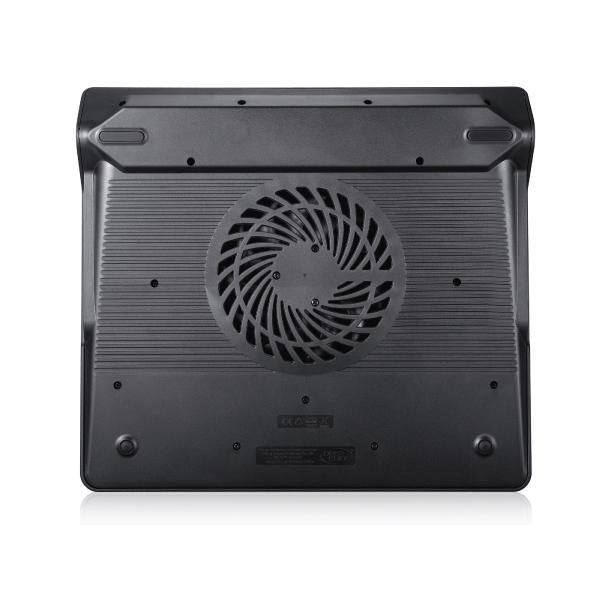 Βάση και Ψύξη για Laptop DeepCool M3, 15.6″, 1x fan – 2.1 ηχεία, 2 USB HUB