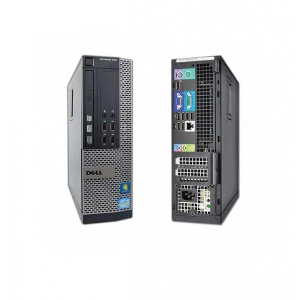 Desktop PC Dell Optiplex 990 SFF, Intel Core i3 2120 (2ης γενιάς), 4GB RAM, 250GB HDD, DVD, Windows 10 (ΠΡΟΙΟΝ ΕΚΘΕΣΙΑΚΟ)
