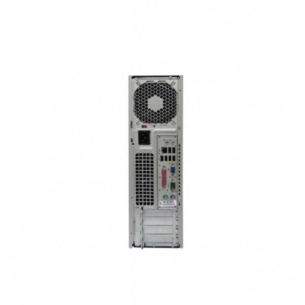 Desktop HP Compaq  DC 5700 SFF, Intel Core 2 Duo E6300, 4GB RAM, 160 GB HDD, DVD, Windows 10 (ΔΙΑΘΕΣΙΜΟ από  27/9/21)