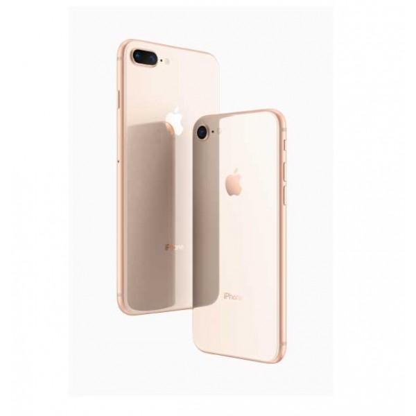Apple iPhone 8, 64GB,  4G,  Smartphone, Χρυσό