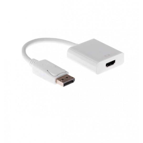 POWERTECH Μετατροπέας Display Port 20pin Male σε HDMI 1.4V Female (CAB-DP004)