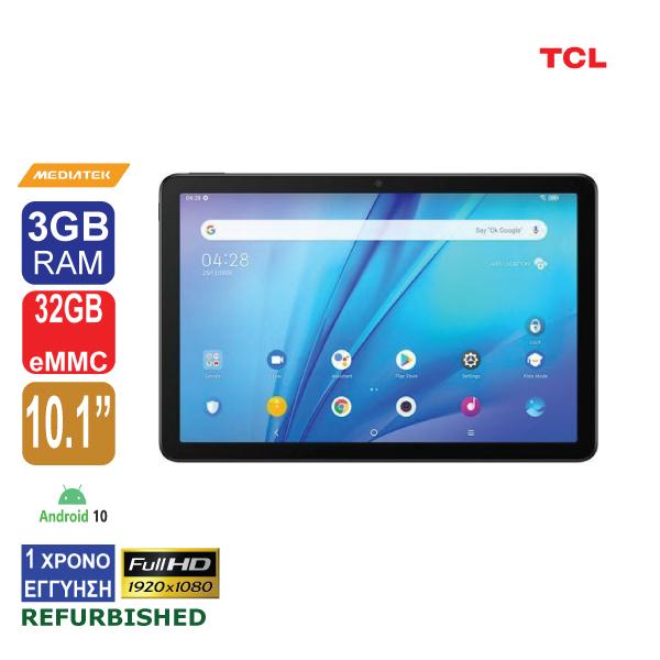 "Tablet 10.1"" TCL TAB 10s FHD 1920 X 1200, 32GB Μνήμη Flash, 3GB Ram, Android 10 (Καινούριο Προιόν, σφραγισμένο)"